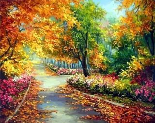 Gaira Autumn is Coming M991219 40 x 50 cm