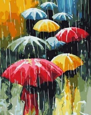 Gaira Barevné deštníky M1069 40 x 50 cm