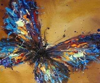 Gaira Motýl M992223 40 x 50 cm