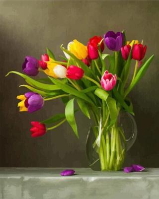 Gaira Tulips M992010 40 x 50 cm