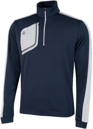 Galvin Green Dwight Mens Insula Sweater Navy/White SS21 L pánské Blue L