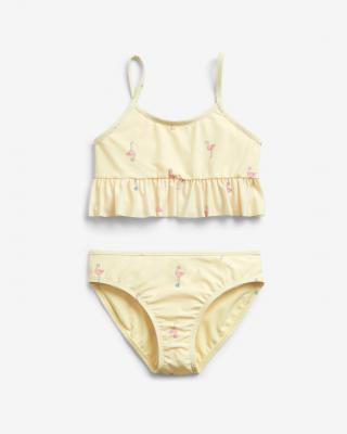 GAP Plavky Žlutá dámské XXL
