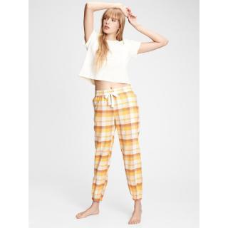 GAP Pyžamo dámské žlutá S