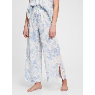 GAP Pyžamové kalhoty dreamwell pajama pants dámské bílá XS