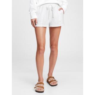 GAP Pyžamové kraťasy slub jersey shorts dámské bílá XL