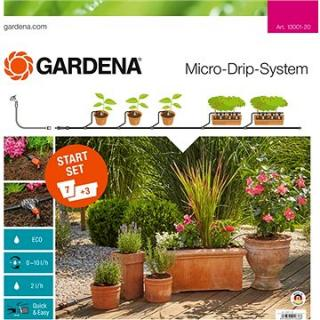 Gardena Startovací sada pro terasy / balkony