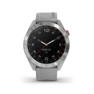 Garmin Approach S40 Powder Gray Lifetime pánské Silver