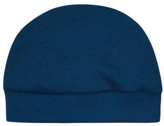 Garnamama chlapecká čepička md112397_fm2 44 - 46 tmavě modrá 44 - 46