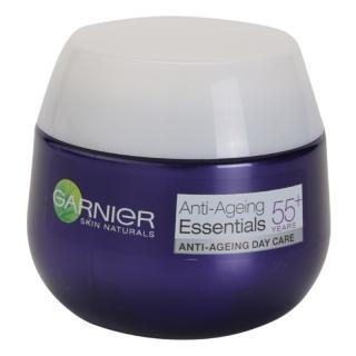 Garnier Essentials denní protivráskový krém 55  50 ml dámské 50 ml