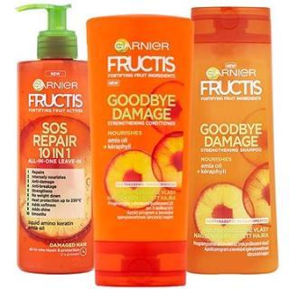 GARNIER Fructis Goodbye Damage Sada 1000 ml