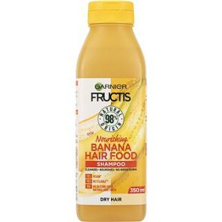 GARNIER Fructis Hair Food Nourishing Banana Shampoo 350 ml