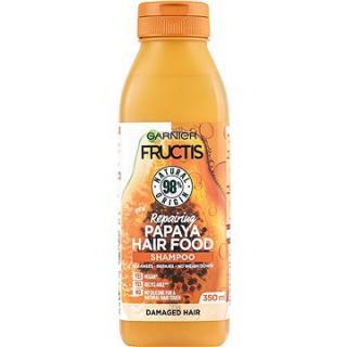 GARNIER Fructis Hair Food Repairing Papaya Shampoo 350 ml