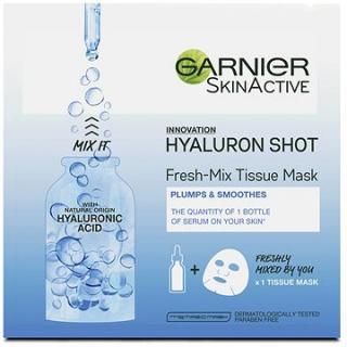 GARNIER Hyaluron Shot Fresh-Mix Tissue Mask