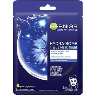 GARNIER Moisture Bomb Night-time Face Tissue Mask 32 g