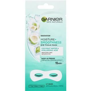 GARNIER Moisture  Smoothness Eye Tissue Mask 6 g