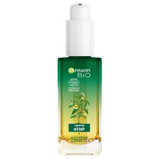 Garnier Multi-regenerační noční olej s bio konopným olejem BIO  30 ml dámské