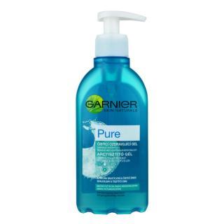 Garnier Pure čisticí gel pro problematickou pleť, akné 200 ml dámské 200 ml
