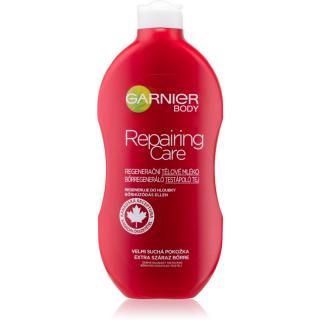 Garnier Repairing Care regenerační tělové mléko pro velmi suchou pokožku 400 ml dámské 400 ml