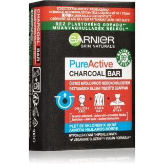 Garnier Skin Naturals Pure Active čisticí mýdlo 100 g dámské 100 g