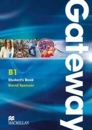 Gateway B1: Student´s Book with Maturita Booklet - David Spencer