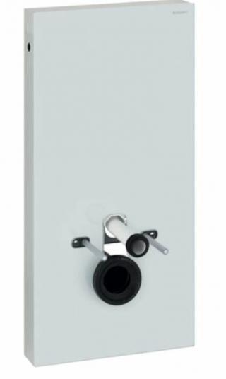 Geberit Monolith Sanitární modul pro závěsné WC, 101 cm, spodní přívod vody, bílá 131.021.SI.5