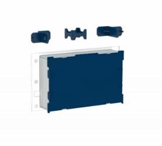 Geberit Stavební souprava pro hrubou montáž ovládacího tlačítka Sigma60 243.168.00.1