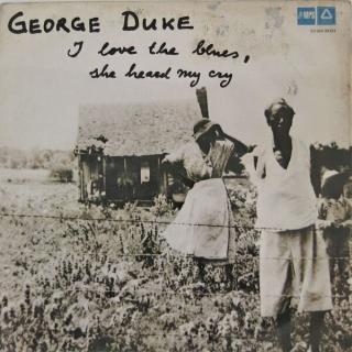 George Duke I Love The Blues  Black