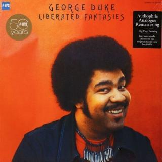 George Duke Liberated Fantasies  Black