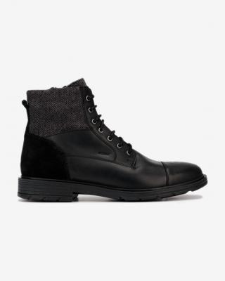 Geox Alberick Kotníková obuv Černá pánské 43