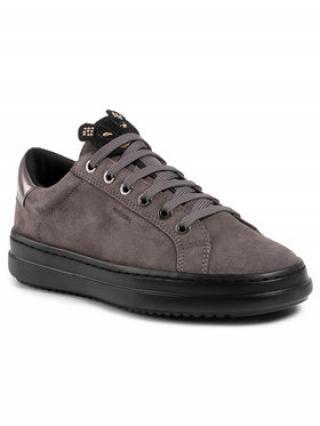 Geox Sneakersy D Pontoise E D94FEE 022BN C1333 Šedá dámské 35
