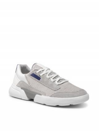 Geox Sneakersy U Smoother A U15AFA 01422 C1236 Šedá pánské 40