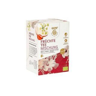 Gepa BIO Fairtrade ovocný čaj 20 x 2 g