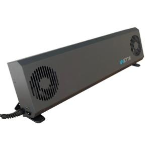 Germicidní zářič pro dezinfekci vzduchu UVETTA UV-C IN48AB 48W antracit
