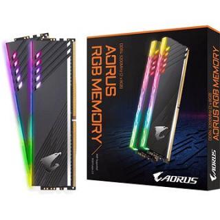 GIGABYTE AORUS 16GB KIT DDR4 3200MHz CL16 RGB