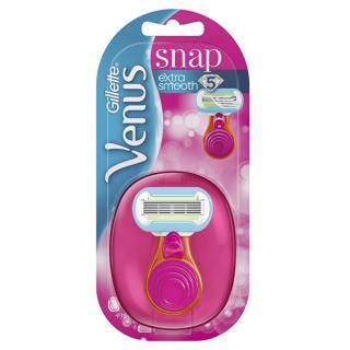 Gillette Holicí strojek Venus Snap   1 hlavice Pink dámské