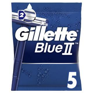 Gillette Jednorázová holítka Blue 2 5 ks pánské