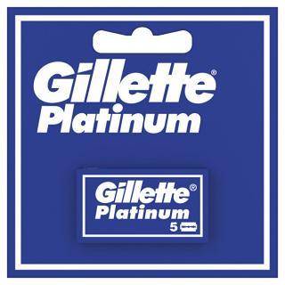 Gillette Žiletky Platinum 5 ks pánské