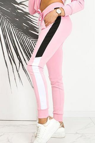 GIM womens sweatpants pink UY0639 dámské Neurčeno M