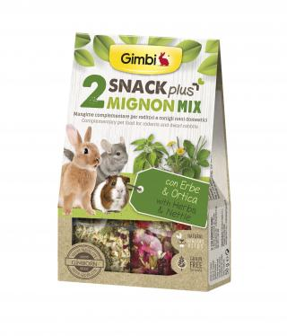 Gimbi Snack Plus MIGNON MIX 1 50 g
