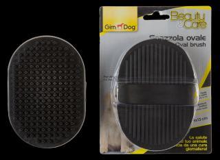Gimborn Oválný kartáč Gimdog na krátkou srst