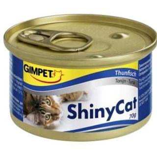 GimCat Shiny Cat tuňák 70 g