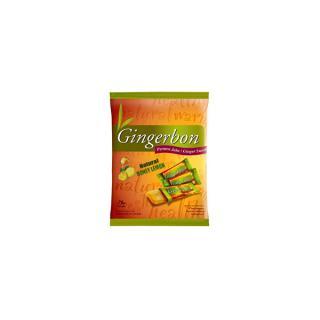 Gingerbon Gingerbon 125 g citron s medem