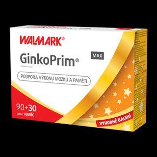 GinkoPrim MAX limitovaná edice 2020 90   30 tablet NAVÍC