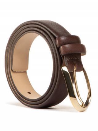 Gino Rossi Dámský pásek AD0683-000-BG00-3700-X Hnědá 85