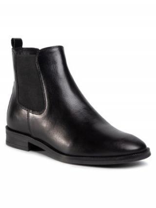 Gino Rossi Kotníková obuv s elastickým prvkem I020-30090VRB Černá dámské 39