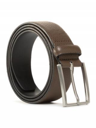 Gino Rossi Pánský pásek AM0637-000-BG00-8600-X Hnědá 100