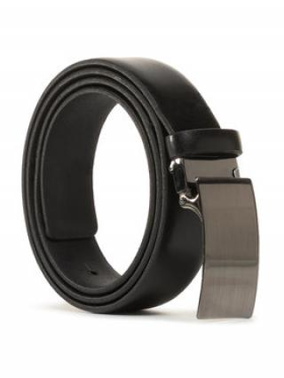 Gino Rossi Pánský pásek AM0691-000-BG00-9900-X Černá 100