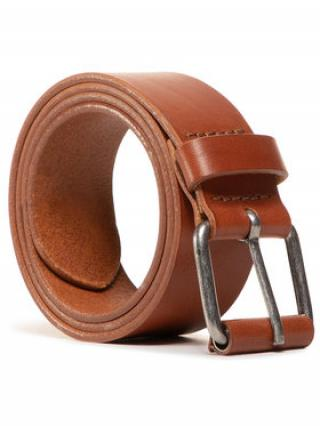 Gino Rossi Pánský pásek AM0703-000-BG00-2500-X Hnědá 100
