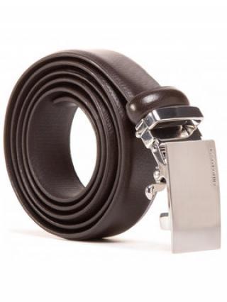 Gino Rossi Pánský pásek O3M2-004-AW20 Hnědá M