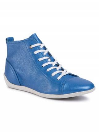 Gino Rossi Sneakersy Elia DTG952-631-0074-5300-0 Modrá dámské 36